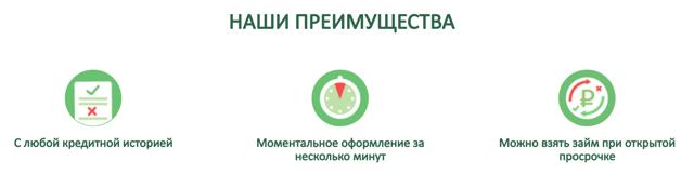 Центр займов: онлайн заявка на кредит