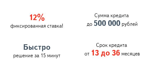 Взять кредит 150000 без справок и поручителей