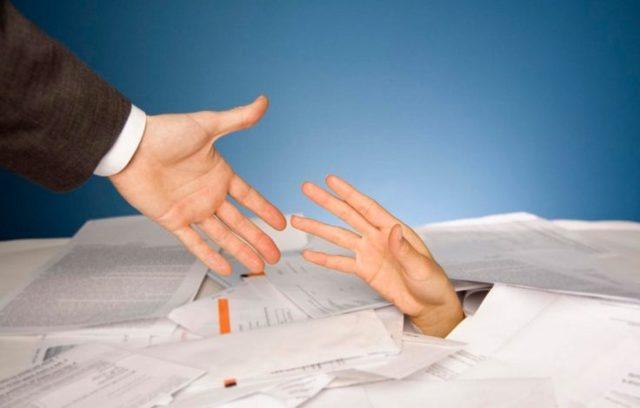 Заявление на реструктуризацию кредита, образец Сбербанка