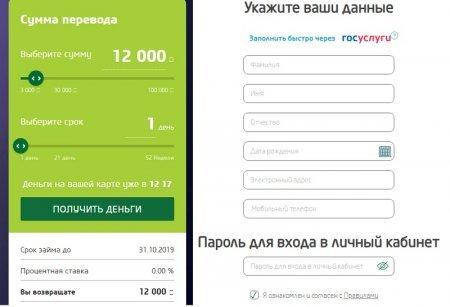 Вивус Займ: заявка онлайн на карту
