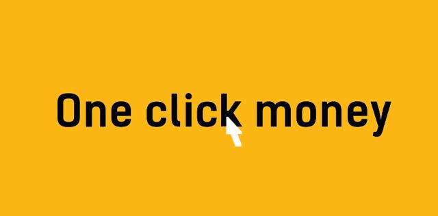 oneclickmoney: личный кабинет и заявка на займ