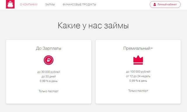 Микрозайм в МФО Ваши деньги: личный кабинет, онлайн услуги и отзывы заемщиков