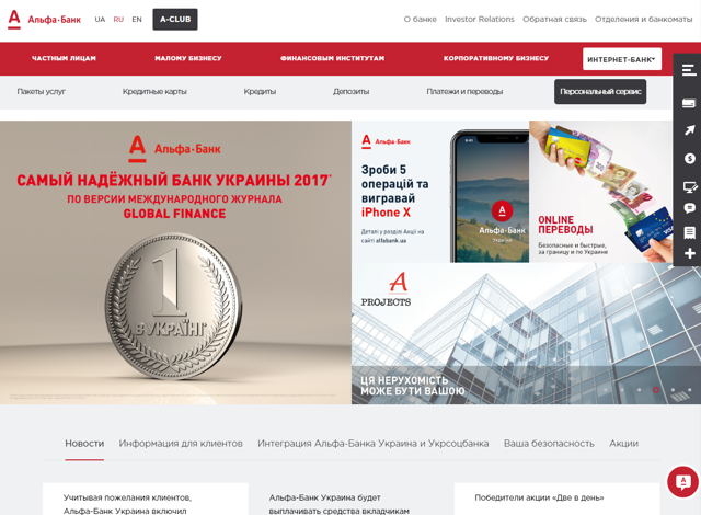 Альфа банк, отзывы клиентов о кредитах