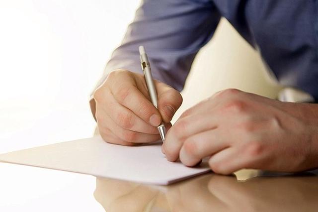 Требование о возврате займа: образец претензии, правила оформления