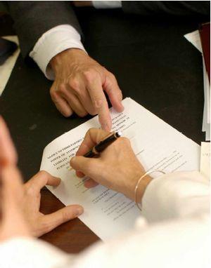 Кредитный договор Альфа банк образец, правила составления