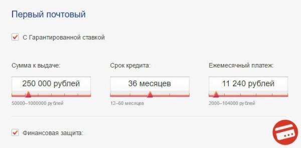 Взять кредит 250000 рублей без справок и поручителей на потребительские нужды